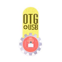 Конектор OTG USB to micro USB