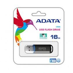 USB Флаш Памет C906 ADATA Flash Drive, 16 GB, USB 2.0 Флашка