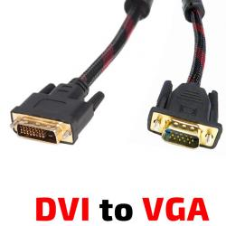 ����� CABLE-195 DVI-VGA M/M
