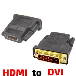 HDMI to DVI Конектор